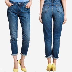 GRANA Japan Slim Boyfriend Fit Jeans High Rise EUC